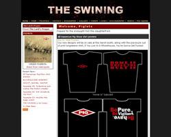 The Swining website